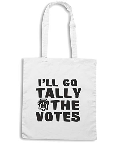 VOTES Borsa ILL Shopper OLDENG00124 ASH THE TALLY GO Bianca W1rrwqn0