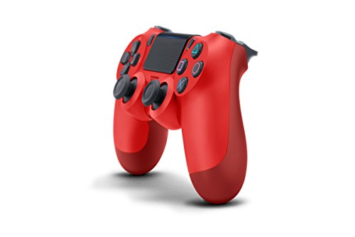 DualShock 4 Wireless Controller for PlayStation 4 – Magma Red