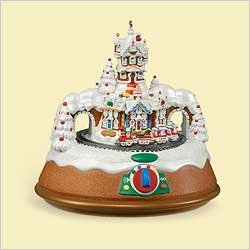Rock Candy Railroad 2006 Magic Hallmark Ornament ()