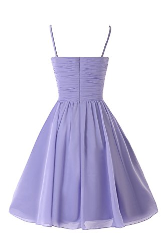Short Royal Women Ruched s Bridal Blue Prom Beaded Dress Homecoming Chiffon Bess XpRFwq