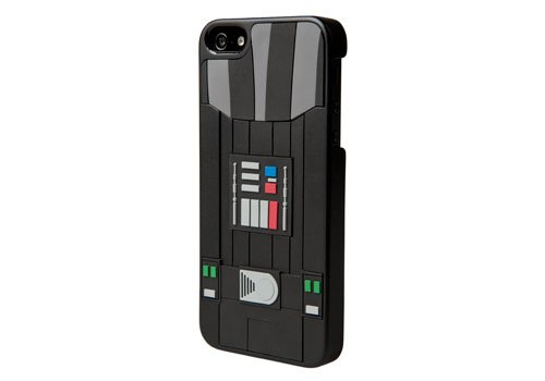 POWER A CPFA100406 Star Wars Darth Vader Collector Case for iPhone 5 - 1 Pack - Retail Packaging - Black
