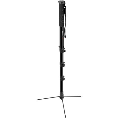 Oben acm-2400l 4-section Proアルミ自立型photo-video旅行一脚with mini-legs ( 6パック)   B01LY6S9CZ