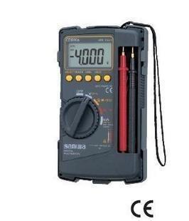 Sanwa Digital Multimeter Cd-800a Cd 800a Dmm 4000 Volt Counter Tester Meter New