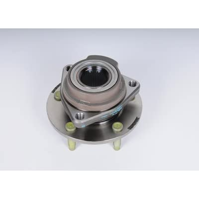 ACDelco FW304 GM Original Equipment Front Wheel Hub and Bearing Assembly with Wheel Studs: Automotive