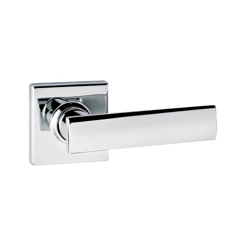 Hall/Closet Lever Lever in Polished Chrome