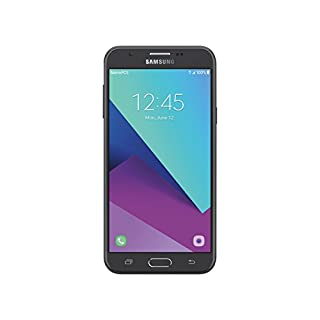 """Samsung Galaxy J7 Prime (32GB) 5.5"""" HD, 4G LTE GSM Unlocked - J727T Black"""