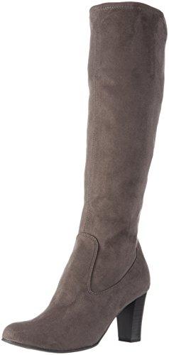 Caprice 25510 - Botas altas para mujer Gris (Dark Grey 205)