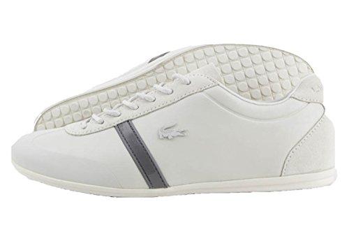 Lacoste Men's Mokara Low-Rise Sneakers Shoes (11 D(M), (Low Rise Sneakers Shoes)