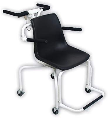 kyara–Báscula digital de silla con ruedas–uso médico