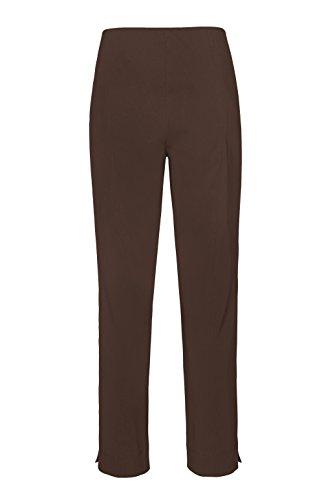 Mujer Caramelo De Pantalones Stehmann Para Plain vqtXwwS8