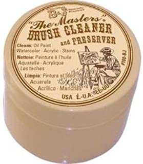 product image for General Pencil The Masters Brush Cleaner and Preserver 1 Ounce 100-BJ (3-Pack)