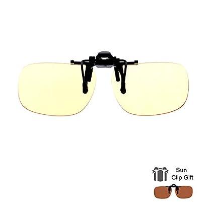 d7e2ef69c17 Buy Blue Light Filter Clip On Glasses