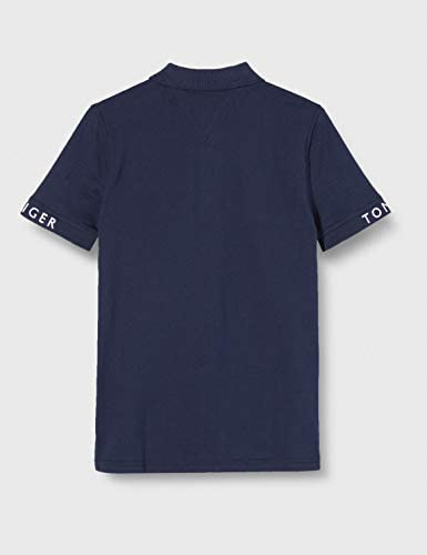 Cashmere Blue Tommy Hilfiger Boys 2 Pack Short Sleeve Crew Neck T-Shirt