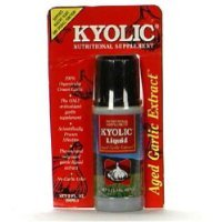 Kyolic Liquid Aged Garlic Extract, 2 Ounce