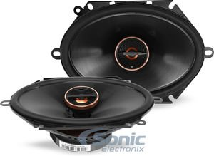 Infinity REF8622CFX 6X8 / 5X7 360W Reference Series 2-Way Coaxial Car Speakers