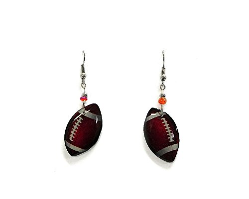 Sport Balls Earrings (Football)