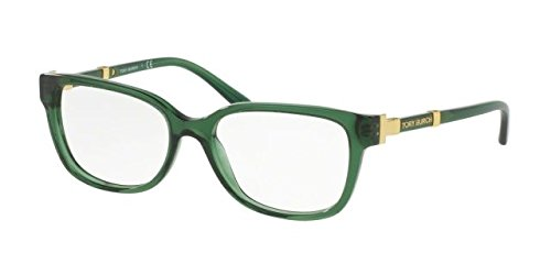 Tory Burch Women's TY2075 Eyeglasses Bottle Green - Green Frame Eyeglasses