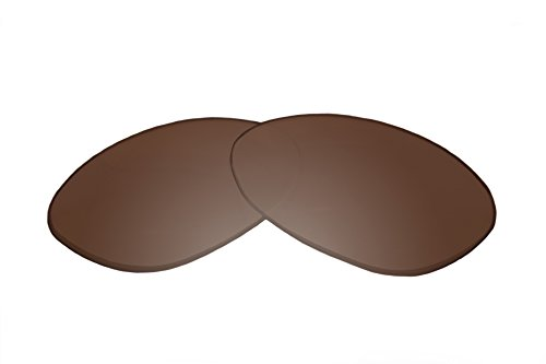 SFx Replacement Sunglass Lenses fits Fox The Injection 65mm Wide (Ultimate Brown Gradient Hardcoat Pair-Polarized)