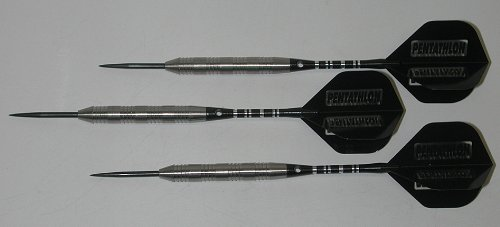 Grip Fixed Point Darts - Vi Skin Rippers 27 grams, 90% Tungsten, SKIN RIPPER Grip Fixed Point Darts