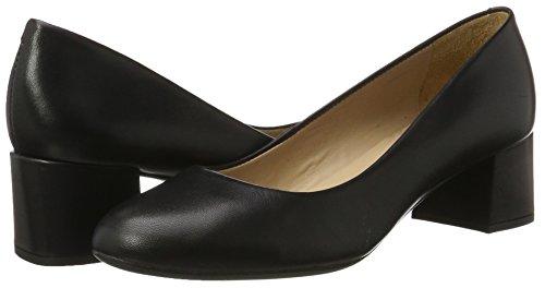 Kumer f17 Femme Noir Unisa black Escarpins na df6nw5q