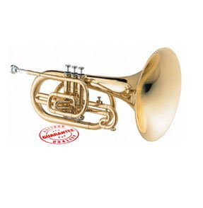 Jupiter 450 Series Marching F Mellophone 450L Lacquer