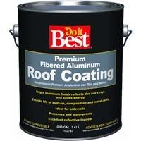 Do it Best Premium Fibered Aluminum Roof Coating GL FIB ALUM RF COATING