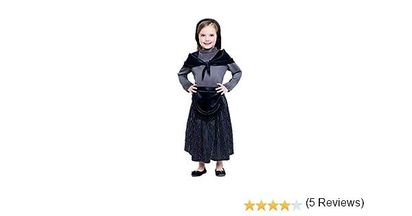 Disfraz de Castañera para niña: Amazon.es: Juguetes y juegos