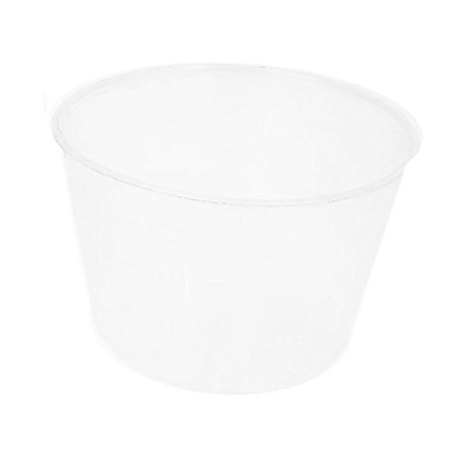 Rice Measuring Cup - Plastic 120ml Electric Cooker Rice Measuring Cup 2pcs Clear White - Pot Instant Zojirushi Aroma Tiger ()