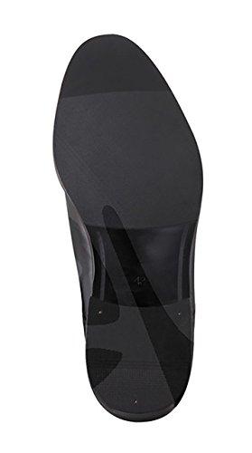 Marttely Zapato 10060 Negro Piel Design Caballero qqgAwSBa