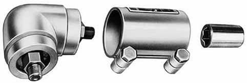 Milwaukee 48 06 2871 Right Angle Drive Unit Attachment For