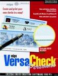 VersaCheck Personal 1.0 Blue/Green