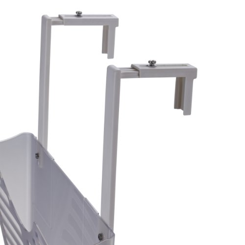 Officemate Partition Hanger for Unbreakable Wall Files, Letter/Legal, White, PR (21684)