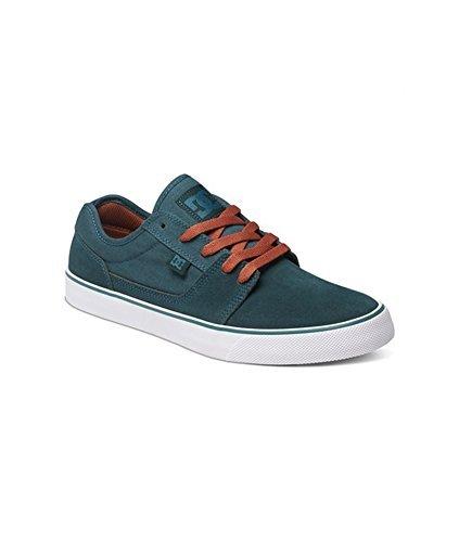 DC Shoes TONIK SHOE D0302905 - Zapatillas de ante para hombre profunfo jungla