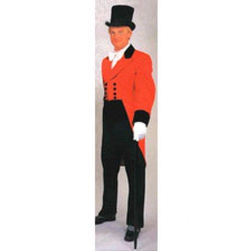 Victorian Soldier Costume (Morris Costumes Ringmaster Coat And Vest)