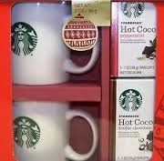 Starbucks® Holiday Cocoa For Two Gift Set