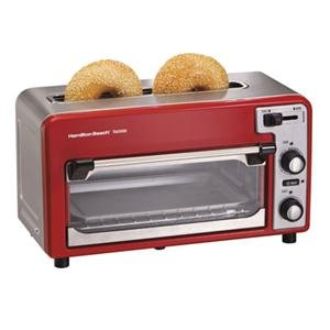 The Excellent Quality HB Two Slice Toaster Red Silve (Red Toaster Oven Combo compare prices)