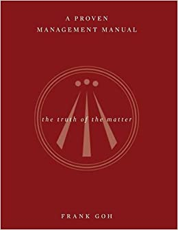 A Proven Management Manual