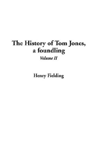 Book cover for The History of Tom Jones, a Foundling