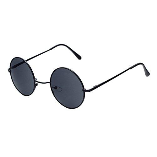 Brillantes Viajar Unisex Gafas Lindo Protección C1 Príncipe Eyewear Conducir De 400 Grandes Cool UV De Tendencia Sol Gafas Redondas Vacaciones Para qtwpxEHwC