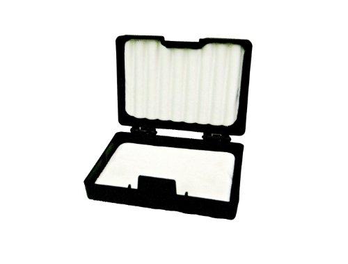 Caddis Sports Fly Box, Small, Black (River Caddis)