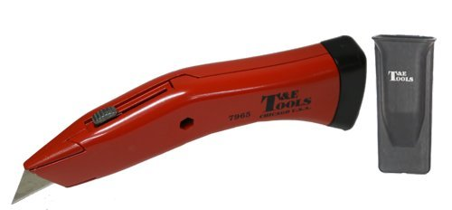 Trimming Knife With Holster by T&E Tools
