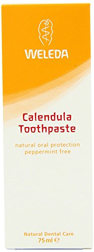 ((3 PACK) - Weleda - Calendula Toothpaste | 75ml | 3 PACK BUNDLE)