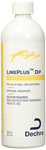 LimePlus Dip Sulfurated Lime Sulfur Concentrate 16oz. (Cat Dermapet Shampoo)