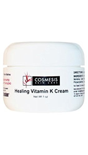 Healing Vitamin K Cream 1 oz-PACK-3 by Life Extension
