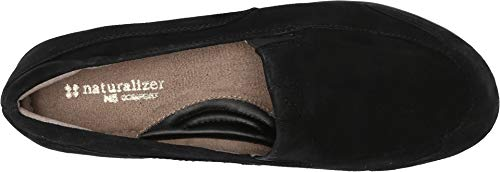 Loafer Naturalizer Channing Suede Women's 30 Black 4x1xrqEwT
