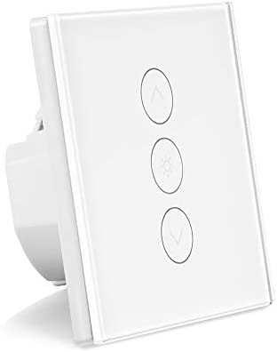 wifi light switch uk for smart led lamps