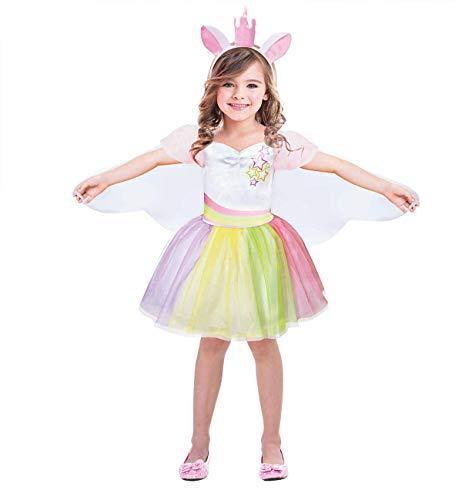Unicorn Costume for Girls Unicorn Outfit Tutu Dress up Dress,Unicorn Gifts. -