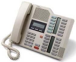 Meridian M7324 Telephone Ash