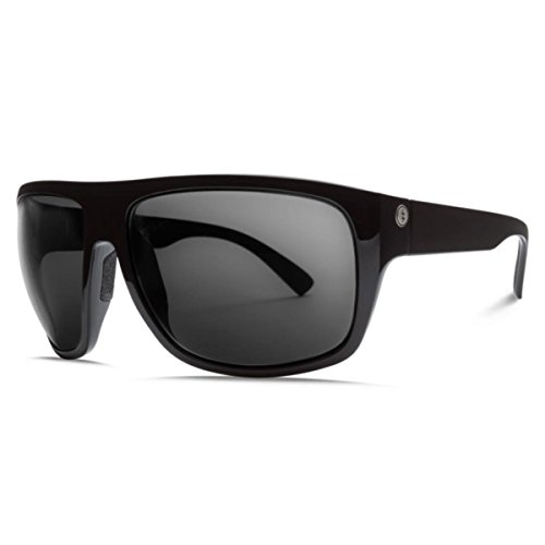 Electric SWINGARM XL Sunglasses, Darkside Tortoise OHM Polarized Grey, OS by Electric Visual