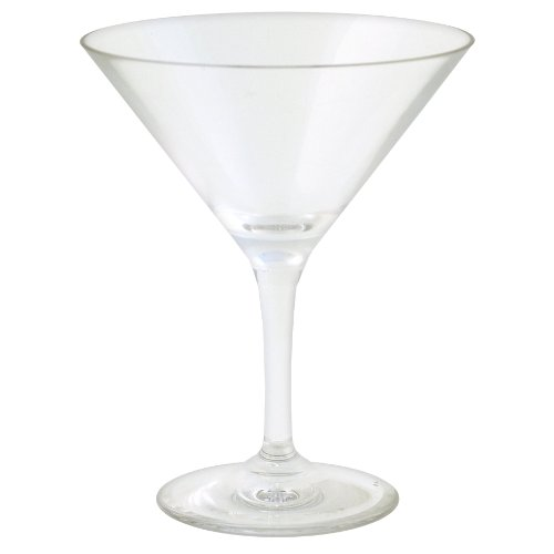 Unbreakable Martini Glasses for these awesome camping Memorial Day menu recipes